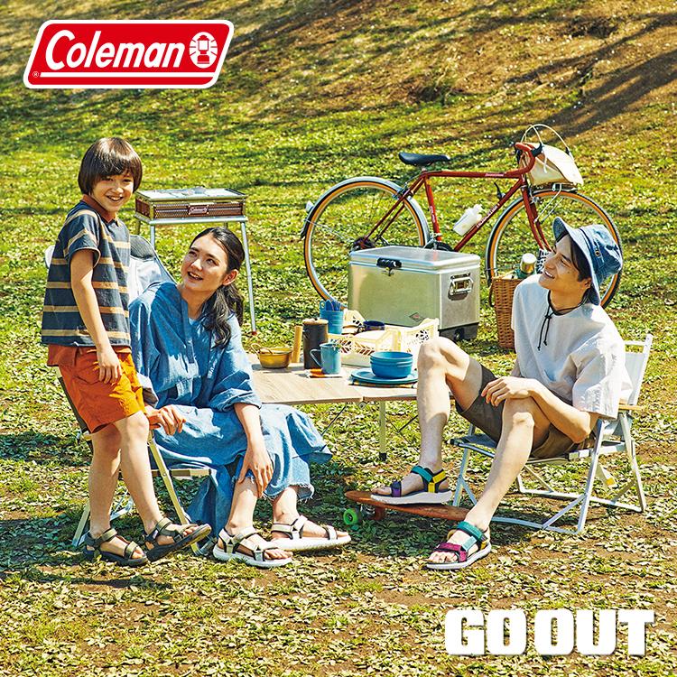 Coleman コールマンサンダル