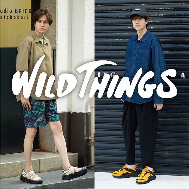 WILD THINGS NEW COLLECTION
