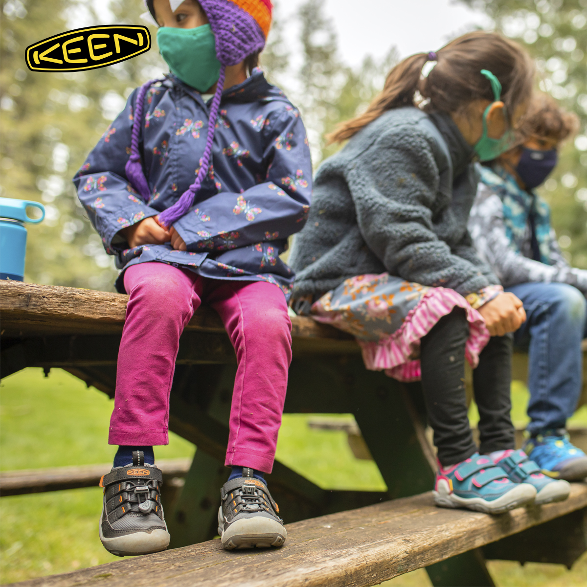 KEEN(キーン) KIDS collection